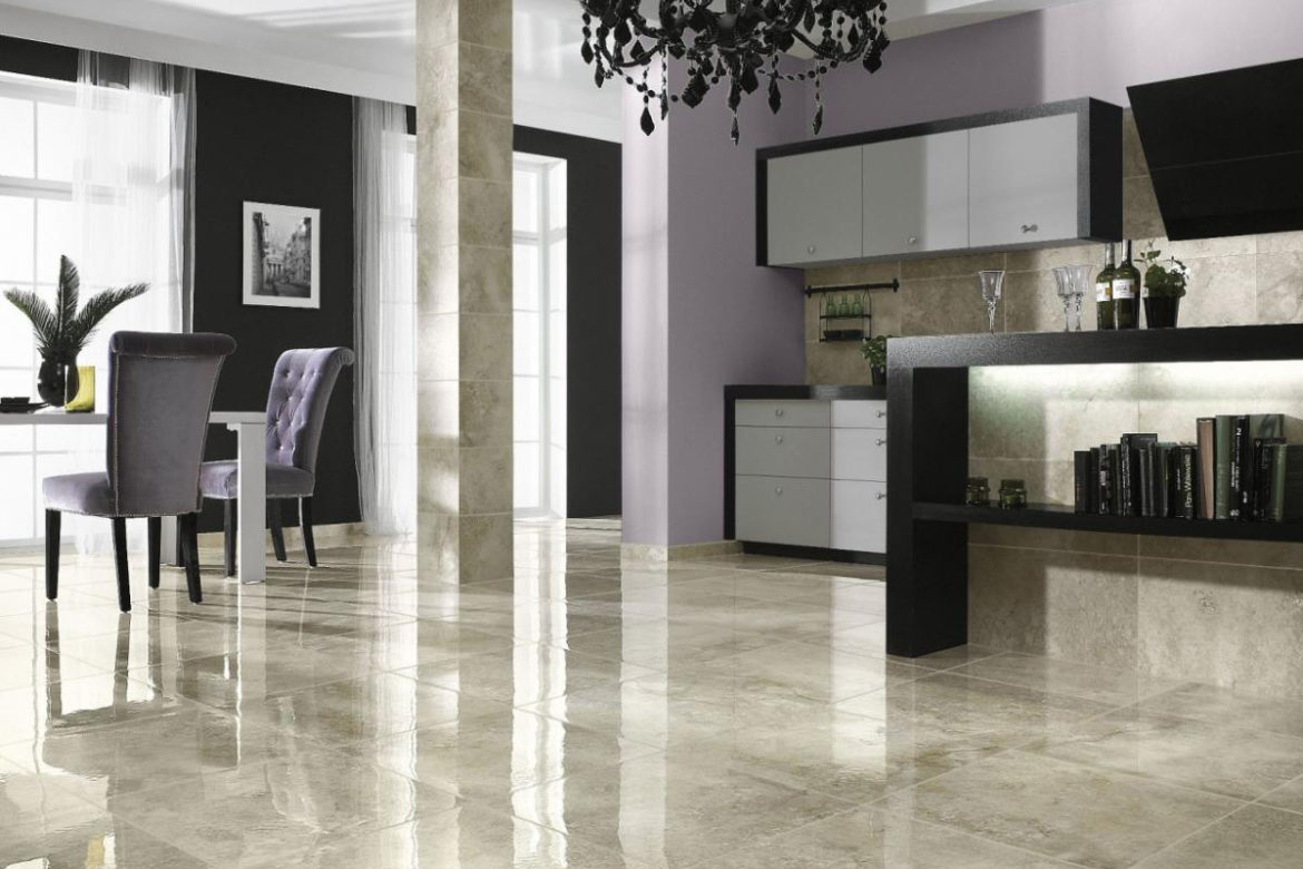 stylist and luxury tile floor designs for living rooms. Modern Tile Floors  Crosby Construction